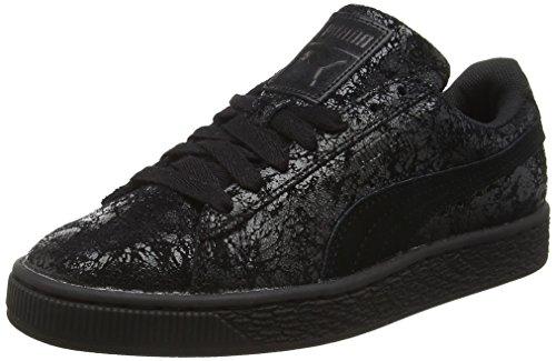Puma 361110, Baskets Basses Femme Noir (Puma Black 01)