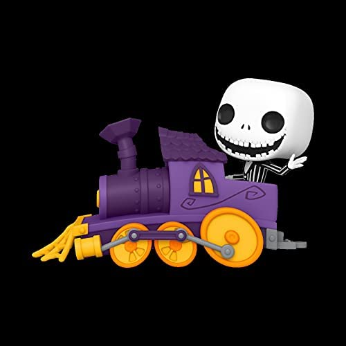 Funko Pop! Disney Train: NBC – Jack in Train Engine