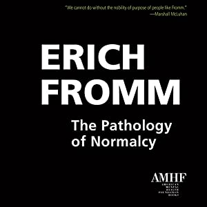The Pathology of Normalcy Audiobook