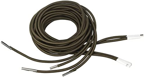 Bliss Hammocks GFC-CRDKT Replacement Bungee Cord Kit for Zero Gravity Recliners, Dark Brown