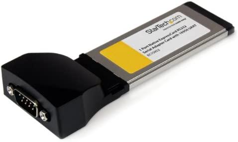 Startech EC1S952 - Tarjeta adaptadora ExpressCard/34 de un ...