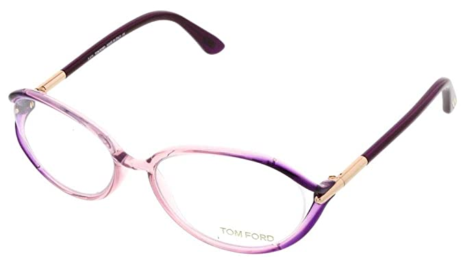 Amazon.com: TOM FORD FT5212-074 - Marco de cristal de ojo ...