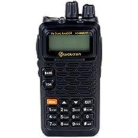 Wouxun KG-UV899 Dual Band VHF: 136-174MHz & UHF:400-520MHz FM Portable Two-Way Radios