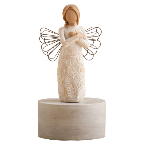 Love Musical Figurine (Willow Tree Musical, Remembrance)