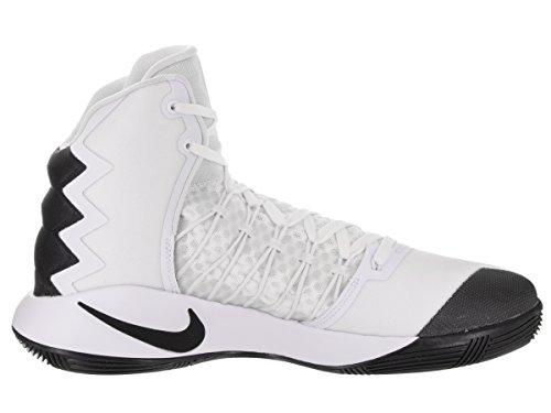 various colors 56ac8 73af7 ... Nike Mens Hyperdunk 2016 Scarpe Da Basket Bianco   Nero