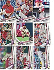 - 2019, 2018, 2017, 2016, 2015, 2014, 2013 Topps Baseball Card Phillies Team Set Gift Lot (Complete Series 1 & 2 From All 7 Years) 150+ cards inc Aaron Nola RC, Rhys Hoskins RC, Bryce Harper in 7 acrylic cases + BONUS MIKE SCHMIDT CARD