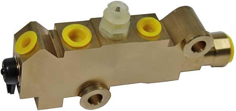 GM DISC DISC BRAKES BRASS PROPORTIONING VALVE STREET ROD CLASSIC CAR /& TRUCK