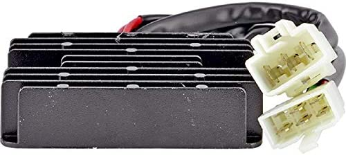 Voltage Regulator Rectifier 12V Compatible With//Replacement For 250cc Honda NSS250 Reflex//Forza 2004 2005 2006 2007 31600-KSZ-770 120 Amp SH579HA