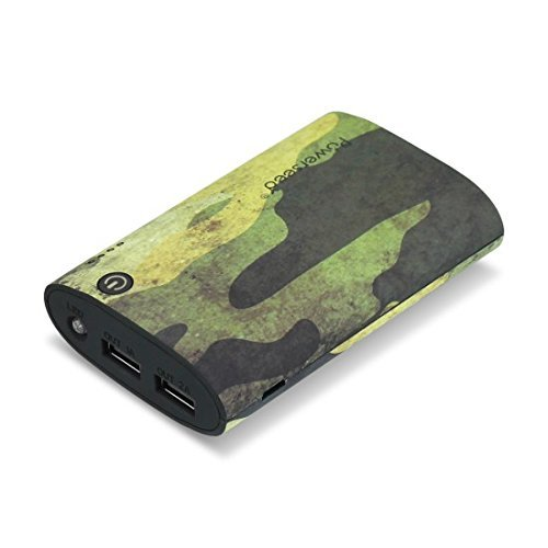 Powerseed PS7800 Portable Playstation CAMOUFLAGE