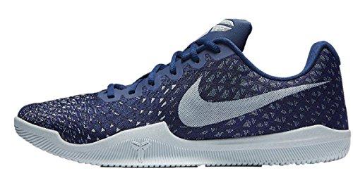 Nike Kobe Mamba Istinct Scarpe Da Basket Uomo Blu / Bianco