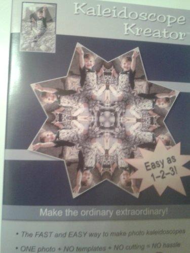 Kaleidoscope Kreator ( Easy As 1-2-3 ) (Kaleidoscope Software)