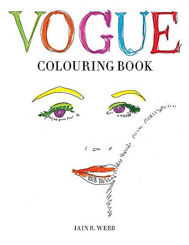 Vogue Colouring Book Paperback – 5 Nov. 2015