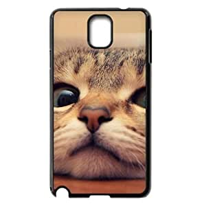 Lovely cat DIY Cover Case for Samsung Galaxy Note 3 N9000 LMc-33368 at LaiMc