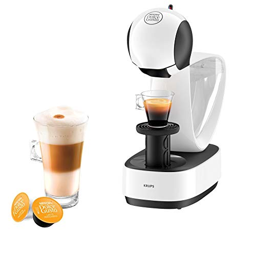 Nescafé Dolce Gusto Kp170140 Infinissima Coffee Pod Machine By Krups