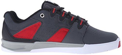 Dc Mens Maddo Skate Schoen Grijs / Rood / Wit