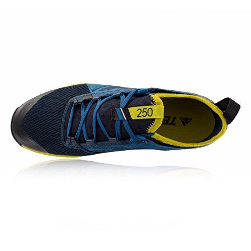 adidas Terrex Agravic Speed, Bottes de Randonnée Homme, Bleu (Blu Maruni/Azubas/Limuni), 42 EU