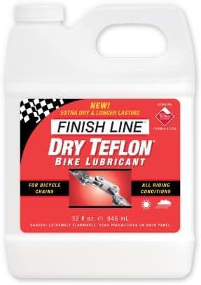 Finish Line DRY Teflon Bicycle Chain Lube