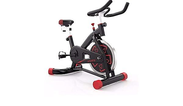 Cardio casa Juego de Bicicleta de Spinning Inicio Ultra silencioso ...