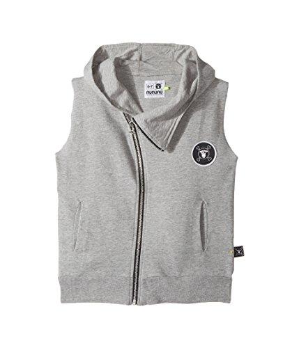 アトムかもめ故障中[ヌヌヌ] Nununu レディース Hooded Vest (Little Kids/Big Kids) ジャケット [並行輸入品]