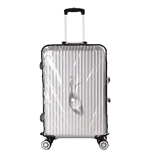 30' Luggage (Clear PVC Travel Luggage Protector Suitcase Covers 20