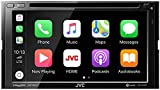 JVC Double DIN Bluetooth in-Dash DVD/CD/AM/FM Car