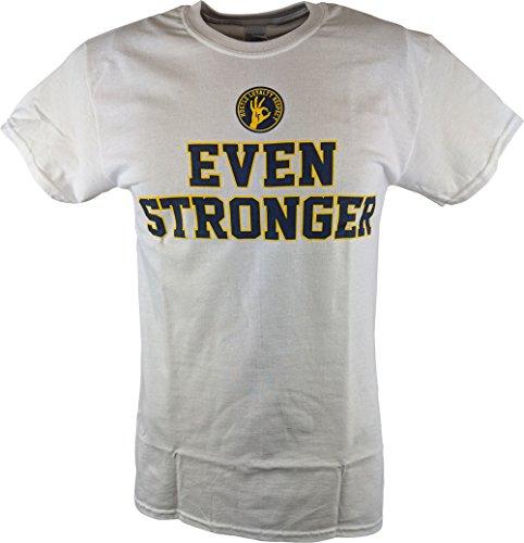 John Cena Kids U Can't Stop Me Boys White T-Shirt-YM (10-12) by Hybrid Tees