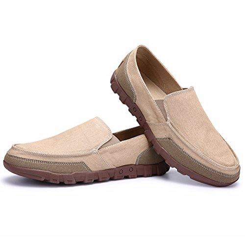 Paare Schuhe Style1 Freizeit Segeltuch beige Untere MatchLife Unisex Trend Flache w70xEBq