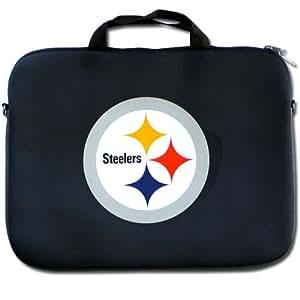 NFL Pittsburgh Steelers Neoprene Laptop Bag