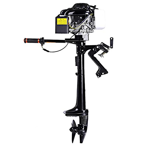 100 Hp Outboard Motor - 8