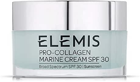 ELEMIS Pro-Collagen Marine Cream, Anti-wrinkle Day Cream SPF 30, 1.6 Fl Oz