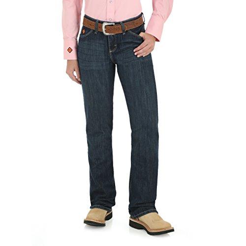 Top wrangler womens jeans bootcut dark rinse