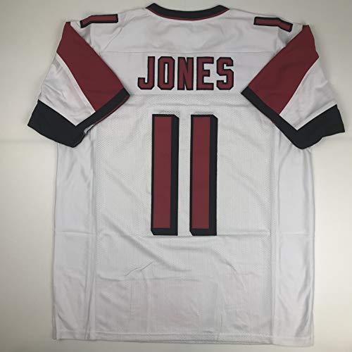 - Unsigned Julio Jones Atlanta White Custom Stitched Football Jersey Size XL New No Brands/Logos