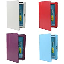 Protective Case with Stand for Samsung Galaxy Tab2 10.1 P5100 ( Color : Purple )