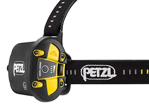 Petzl Duo Z1 Waterproof Rechargeable Headlamp 360 lumens 7hrs at 300 lumens Without dimming