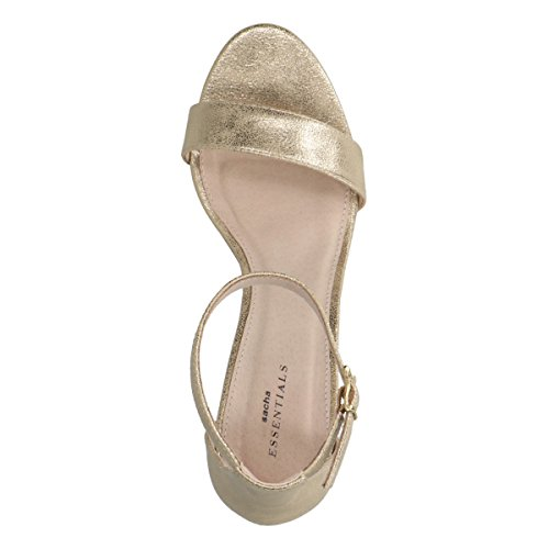 Sacha Damen Sandaletten Gold