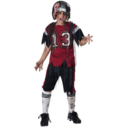 InCharacter Costumes Dead Zone Zombie Costume, Size 6/Small