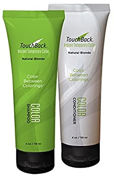 ColorMetrics Touchback Shampoo & Conditioner Set, Natural Blonde