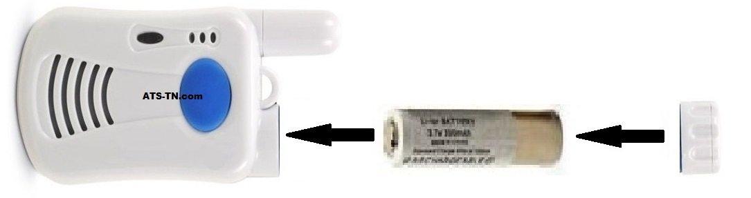 Assistive Technology Services 2 Pendant Batteries