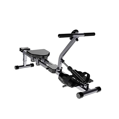 ZJZ Roeienmachine Verstelbare Home Roeimachine, Mannelijke en Vrouwelijke Gewichtsverlies Spier Training Water Rowing…