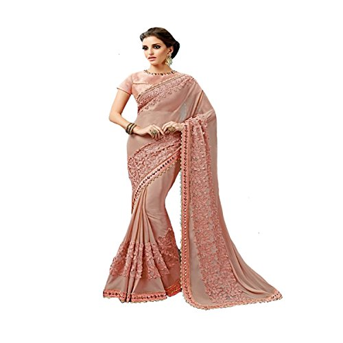Wedding Bridal Saree Dress Wedding Party Wear Women Sari Ethnic Designer Indian 8828