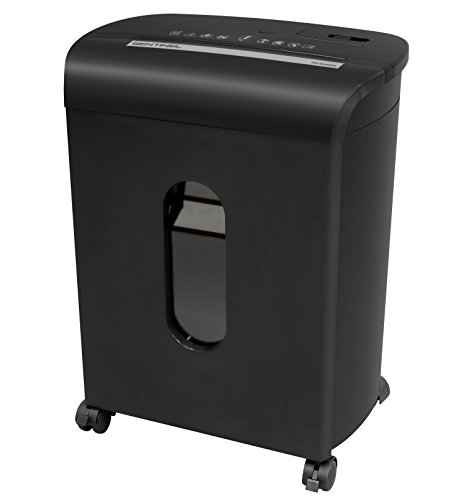 Sentinel FM122P 12-Sheet Microcut Paper Shredder by Sentinel