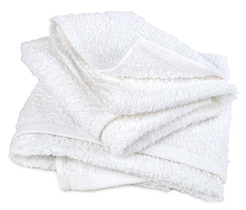 Pro-Clean Basics A51765 Ribbed Bar Towel, 16'' x 19'' (Pack of 300) by Pro-Clean Basics