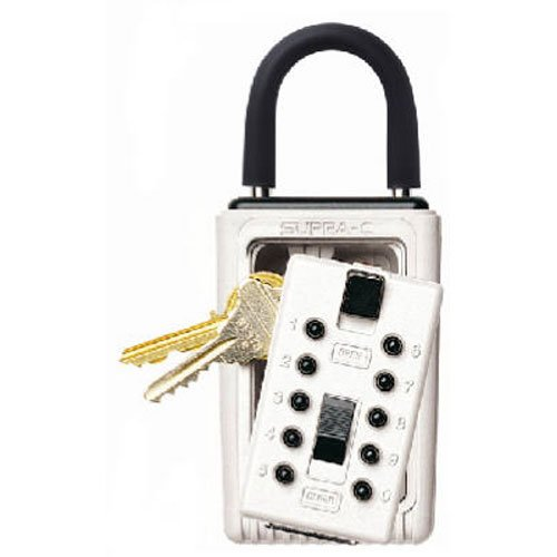 KIDDE SAFETY 001000 Residential Portable Keysafe
