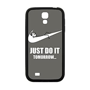 Happy Just do it Nike fashion cell phone case for samsung galaxy s4