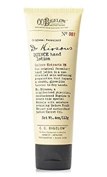 C.O. Bigelow Dr. Hiosous Quince Hand Lotion No. 007 as sold by Bath Body Works 4oz