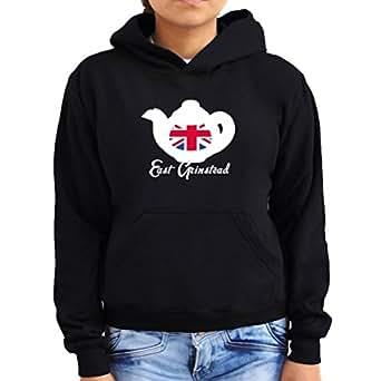 East grinstead United Kingdom teapot Women Hoodie