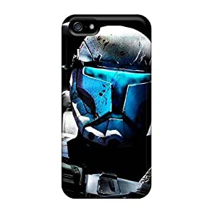 First-class Case Cover For Iphone 5/5s Dual Protection Cover Stormtrooper