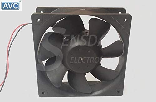 For AVC CNDC24B4-953 12012038mm 1212 12038 12cm 24V 0.32A 2Wire For UPS Fan Cooling Fan