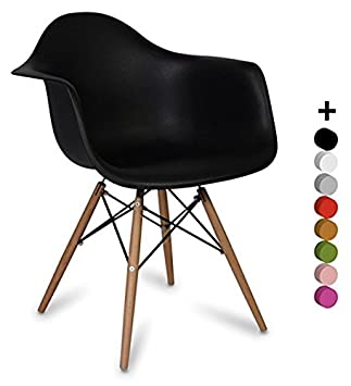 Premium Design Chaises Scandinaves Salle A Manger Style Daw Eames