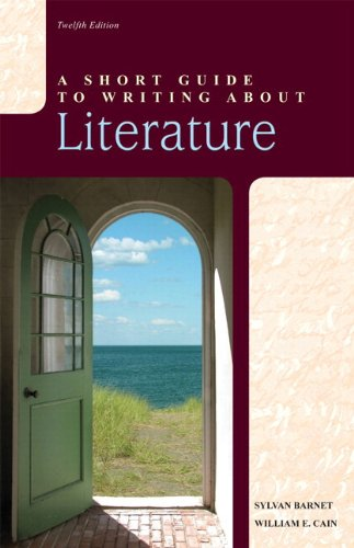 Short Guide to Writing about Literature, A, with NEW MyCompLab -- Access Card Package (12th Edition) (Short Guides)